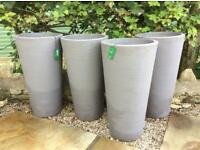 Garden Planters (Four)