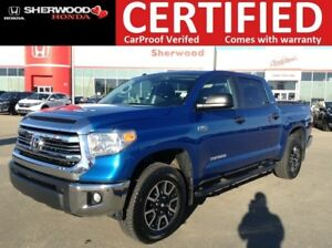 2017 Toyota Tundra SR5 Plus 5.7L V8 CREW|PARK ASSIST|HEATED SEAT