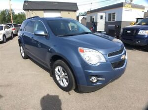 2012 Chevrolet Equinox / 2.4 / AWD / B/U CAMERA / POWER SEAT / B