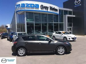 2012 Mazda MAZDA3 GS-SKY, Auto, Bluetooth, Heated Seats, Low kms