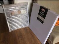 Flomasta towel radiator 700mm -still in box- price reduced
