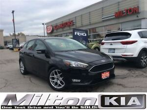 2015 Ford Focus SE | HEATED SEATS | BACKUP CAMERA | SYNC