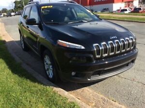 2017 Jeep Cherokee NORTH 4CYL/4X4/SAVE OVER $6500