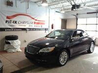 2011 Chrysler 200 Limited Convertible Toit Dur