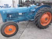 Fordson Dexta Tractor