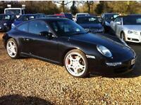 Porsche 911 S 2dr (black) 2005