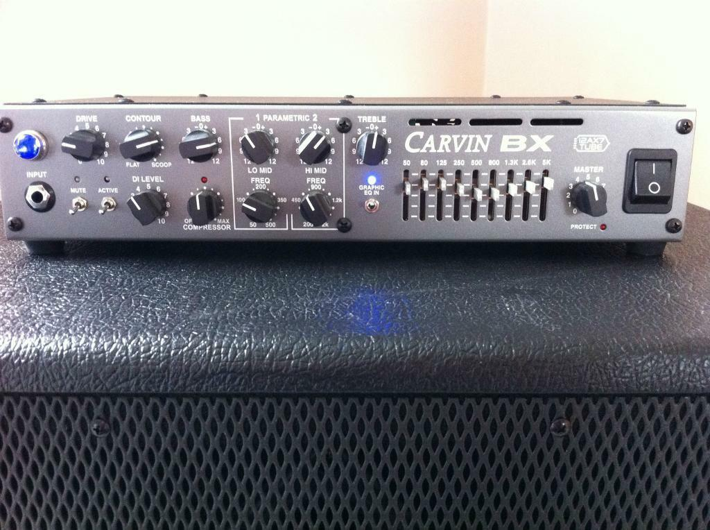 Carvin Bass Amp Carvin Bass Guitar Amplifier