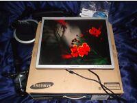 "Samsung Computer Monitor SyncMaster 940N LCD 19"""