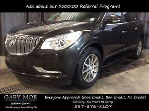 2014 Buick Enclave Premium Package AWD