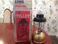 Vintage Tilley Stormlamps never user circa 1957