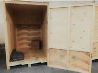 WAREHOUSE SPACE AND CRATES available for self-storage | Acton (NW10)
