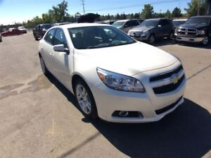 2013 Chevrolet Malibu / LT ECO / POWER GROUP / BLUETOOTH / LOW K