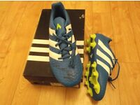 MENS SIZE 9 ADIDAS 16.4 FxG FOOTBALL BOOTS BRAND NEW
