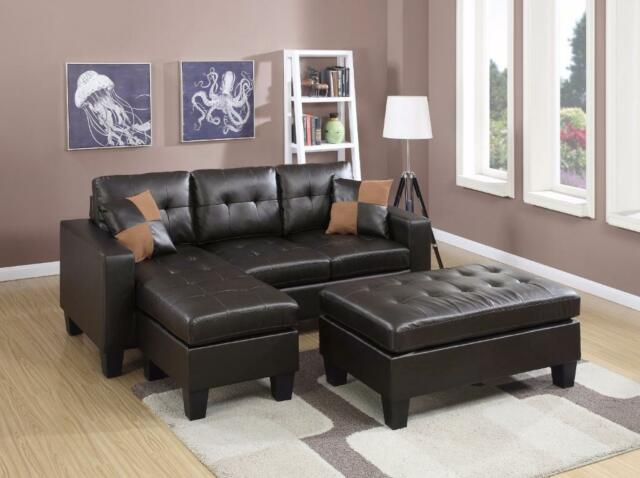 Sectional with ottoman couches futons ottawa for Sectional sofa kijiji ottawa