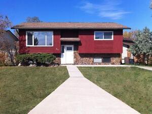 For Rent:  4 Bedroom House (50 Princeton Rd W, Lethbridge)
