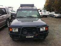 1999 Land Rover Other Series I SUV, Crossover