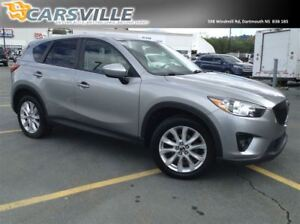 2013 Mazda CX-5 Grand Touring AWD w/ Leather & Sunroof