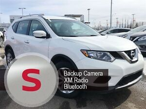 2014 Nissan Rogue S | Fuel Efficient | Low KM |