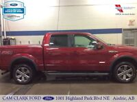 2014 Ford F-150 FX4 SuperCrew EcoBoost 4WD