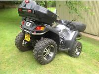 Quadzilla x8 cf moto 800cc excellent condition low miles