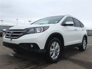 2012 Honda CR-V Touring AWD | NAVI | BLUETOOTH | HEATED LEATHER