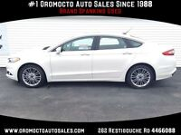 2015 Ford Fusion AWD, Heated Leather,Sunroof,Rear Camera