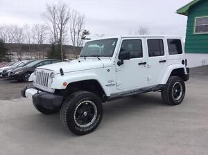 2016 Jeep Wrangler UNLIMITED 4DR - SAVE THOUSANDS!  DONT MISS TH