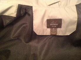 Greg Norman Wind and Water resistant Jacket in taupe
