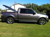 2002 Ford F-150 Harley Davidson Supercharged Pickup Truck