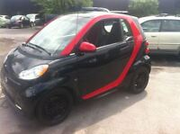 2013 smart fortwo CUIR TOIT