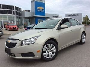 2013 Chevrolet Cruze LT Turbo | Bluetooth | AUX & USB Inputs