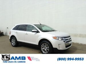 2014 Ford Edge Limited AWD with Power Liftgate, Navigation and M