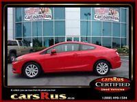 2012 Honda Civic EX-L  $16,995 NO TAX!!