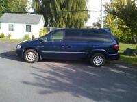 2002 Dodge grand Caravan sport Camionnette