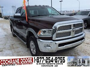 2014 Ram 3500 Laramie Crew - FULLY LOADED!