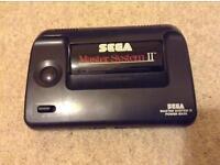 Sega Master System ll and Mega Drive plug and play
