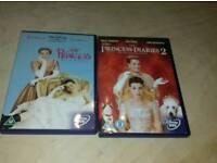 Walt disney The princess diaries DVD box set