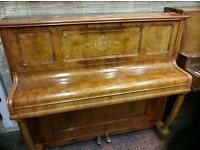 Beautiful overstrung piano CAMDENPIANORESCUE can deliver