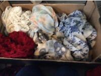 Women's scarves bundle