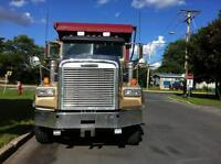 Camion 12 roues Freightliner 2009