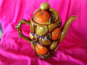 """Vintage POUR UN STYLE RÉTRO 8 pièces """"Orange Spice"""" E3616 Japan Gatineau Ottawa / Gatineau Area image 10"""