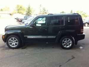 2010 Jeep Liberty Totally Loaded LIMITED Package