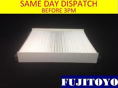 FORD FOCUS MK2 05 11 CABIN FILTER ALL MODELS POLLEN PARTICLE PARTICULATE