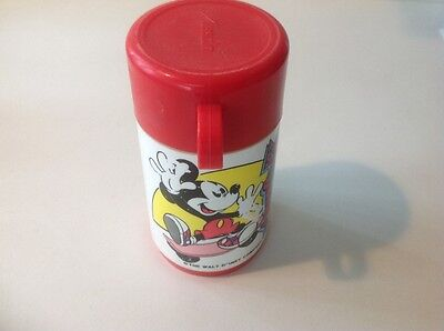 Disney's Mickey Mouse Thermos By Aladdin