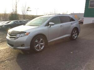 2014 Toyota Venza LE AWD - SINGLE OWNER, DEALER MAINTAINED