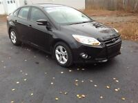 2013 Ford Focus SE MODEL|SOLAR TINTED GLASS BLOCKS UVA-UVB RAYS|