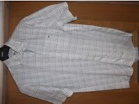 FRED PERRY BRAND NEW CHECKED SHIRT
