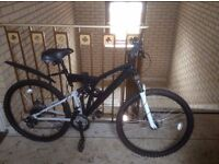 Bicycle with Oxford heavy duty chain lock for sale