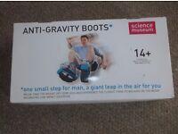anti gravity/kangoo boots