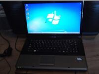 FOR SALE AS NEW WINDOWS 7 15.6 WIDE SCREEN LAPTOP COMPUTER NOT NETBOOK IPAD CAR BIKE TV DVD